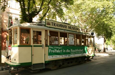 Oldtimer-Straßenbahn (Copyright: STGKK)