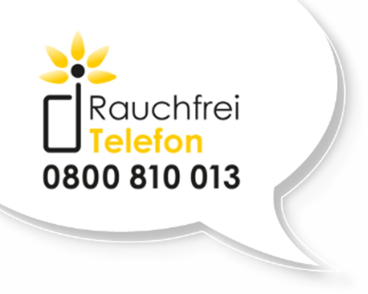 Rauchfrei Telefon