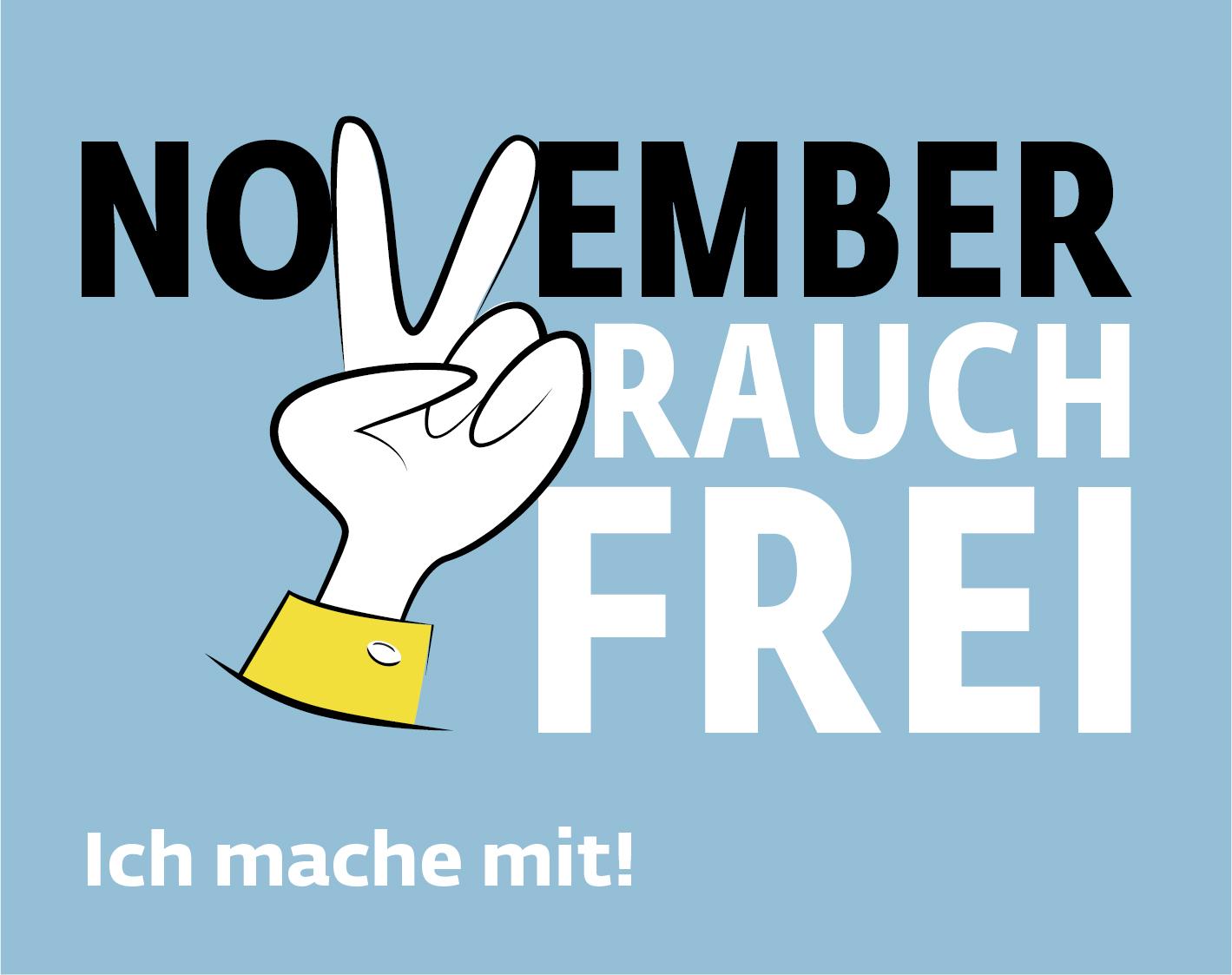 November Rauchfrei Rauchfrei Telefon